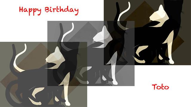 Happy Birthday, Toto