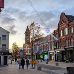 Afternoon on Fishergate, Preston