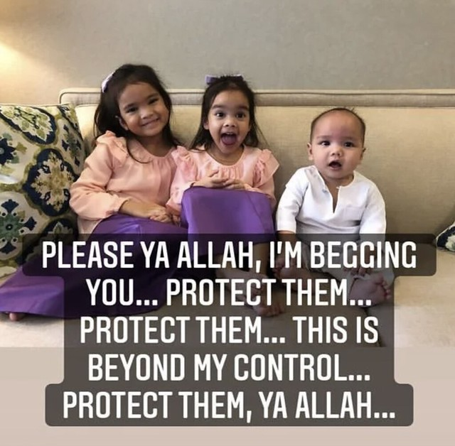 &Quot;Allah Makbulkan Doa Kalian,&Quot; -Alif Satar Bersyukur, Isteri &Amp; Anak Negatif Covid-19