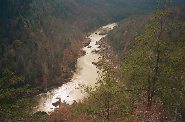 Cumberland River vista