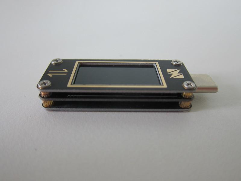 YZXstudio USB-C Power Meter - Top