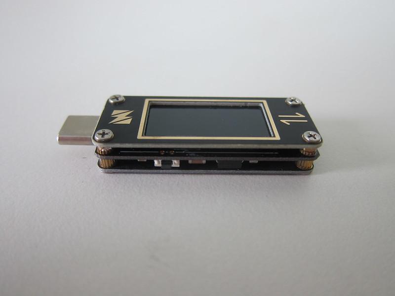 YZXstudio USB-C Power Meter - Bottom