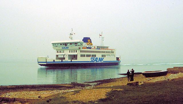 Sealink car ferry