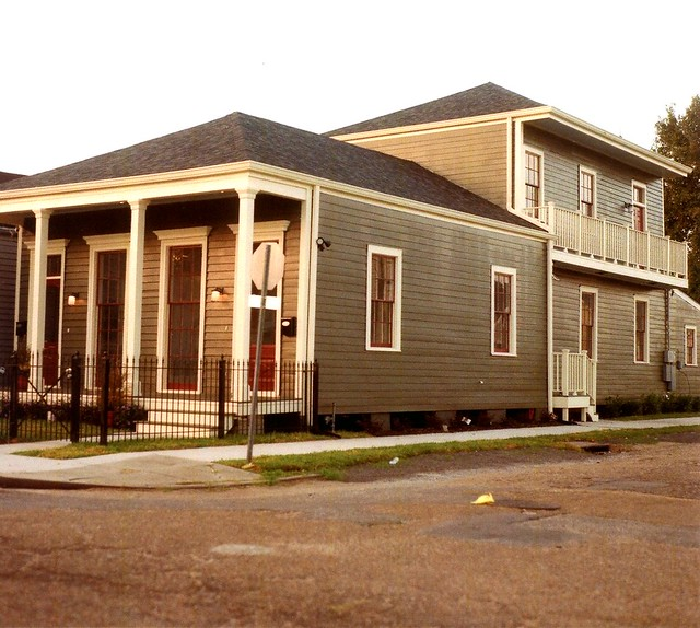 Renovated Home On Third St., New Orleans