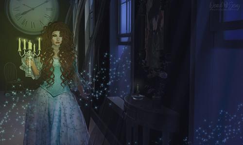 ღڰۣڰۣ Muse de Fantome - Contest Entry ڰۣڰۣ-ღ