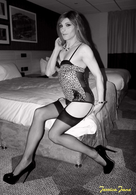 Spotted in Stockings