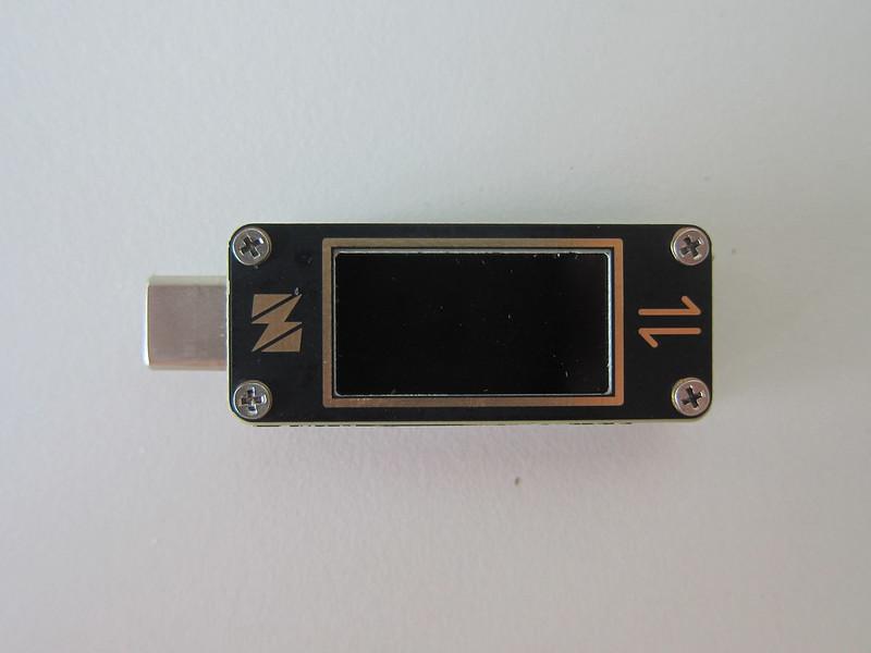 YZXstudio USB-C Power Meter - Front