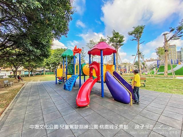 中壢文化公園 兒童駕駛訓練公園 桃園親子景點
