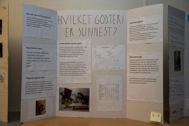 Utstillingsplakater Korsvoll skole 2020