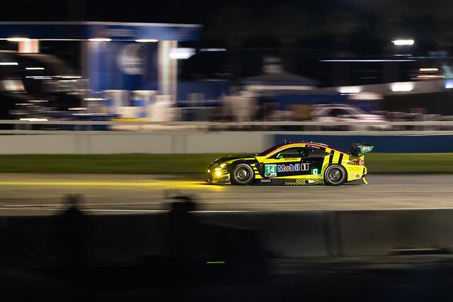 #14 Aim Vasser Sullivan, Lexus RC F GT3