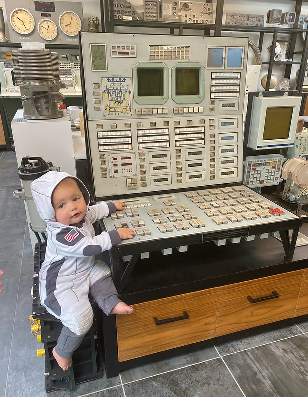 Babies in Space!