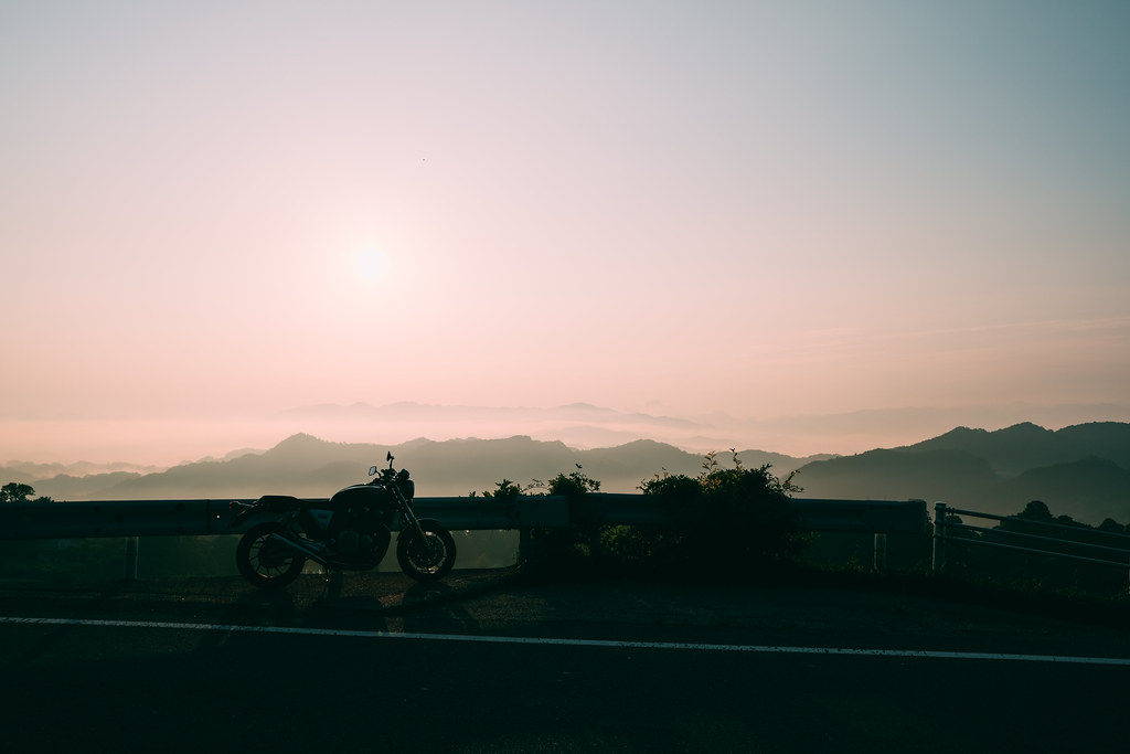sunrise ride