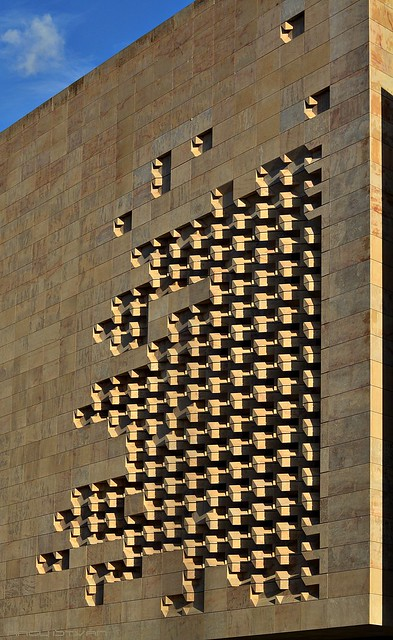 Abstract Architectural Lines #3