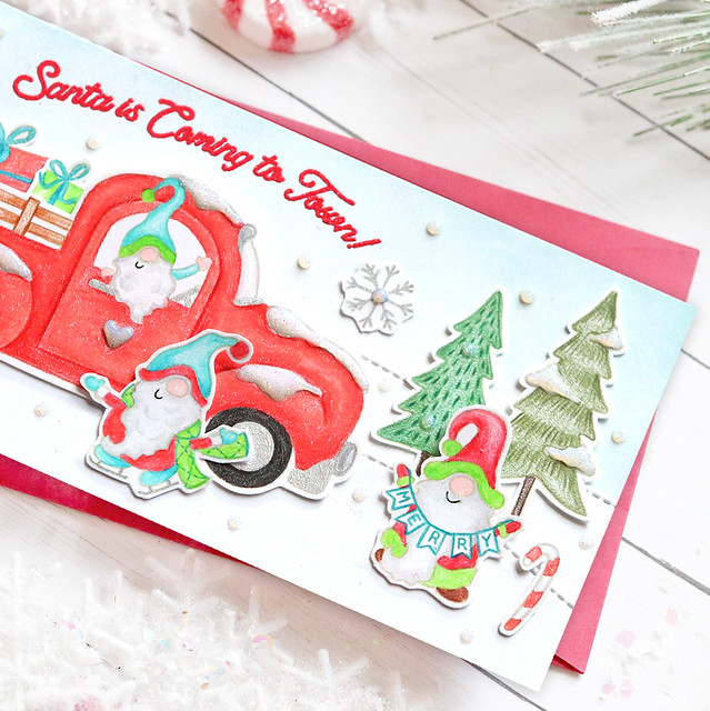 santa is coming to town 3