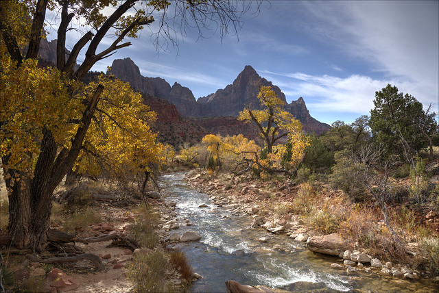 Virgin River with the Watchman