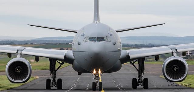 RAF Airbus A330-200 KC2 Voyager