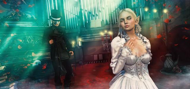 Le Fantôme de l'Opéra - contest entry