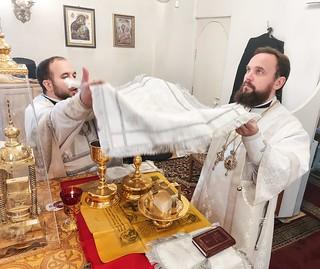 21.11.2020   Престольный праздник в дер. Новоселицы