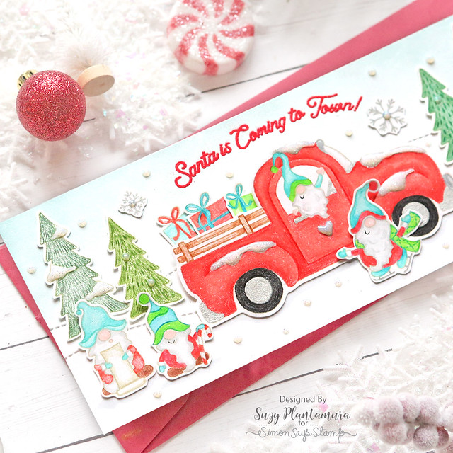 santa is coming to town 2