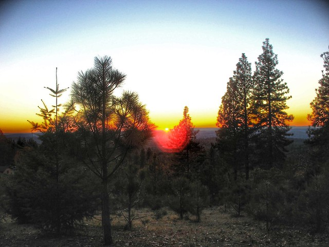 Sunset from the Foothills 3