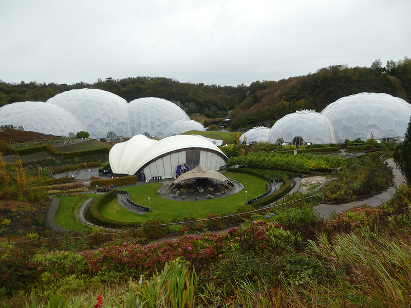 The Eden Project, Cornwall