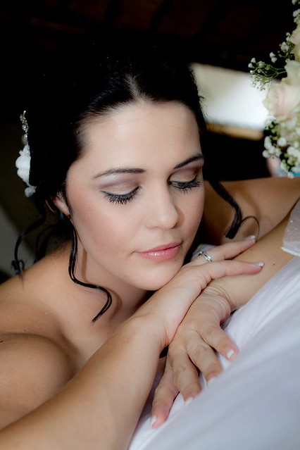 Lasting Reflection - Wedding Makeup