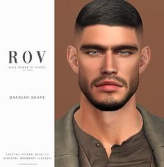 R O V                        Darrian for LeLUTKA Skyler Head 2.5