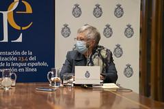 Paz Battaner, académica y directora del Diccionario de la lengua española