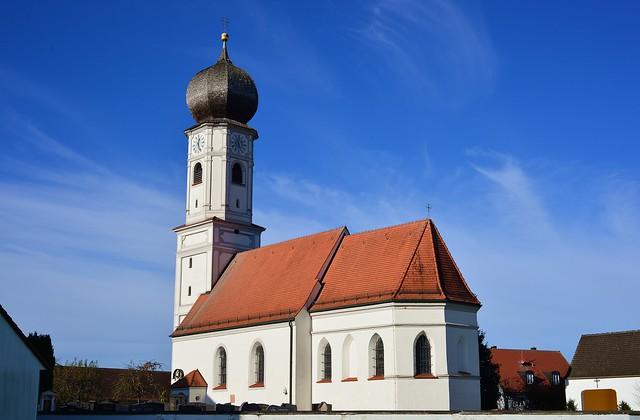 Biberbach - St. Martin