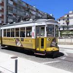 Tram 550 de Lisbonne (Portugal)