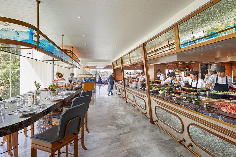 Mandarin Oriental, Bangkok - Lord Jim's - Lunch Buffet