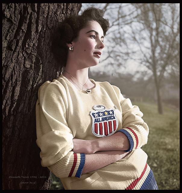 Elizabeth Taylor 1932 - 2011
