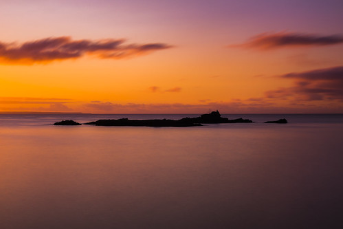stclementsisle mousehole porthenys cornwall england uk islet sunrise longexposure silhouette canon 80d sigma 1750mm leefilters