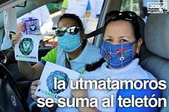 UTMatamoros apoya al Teletón!
