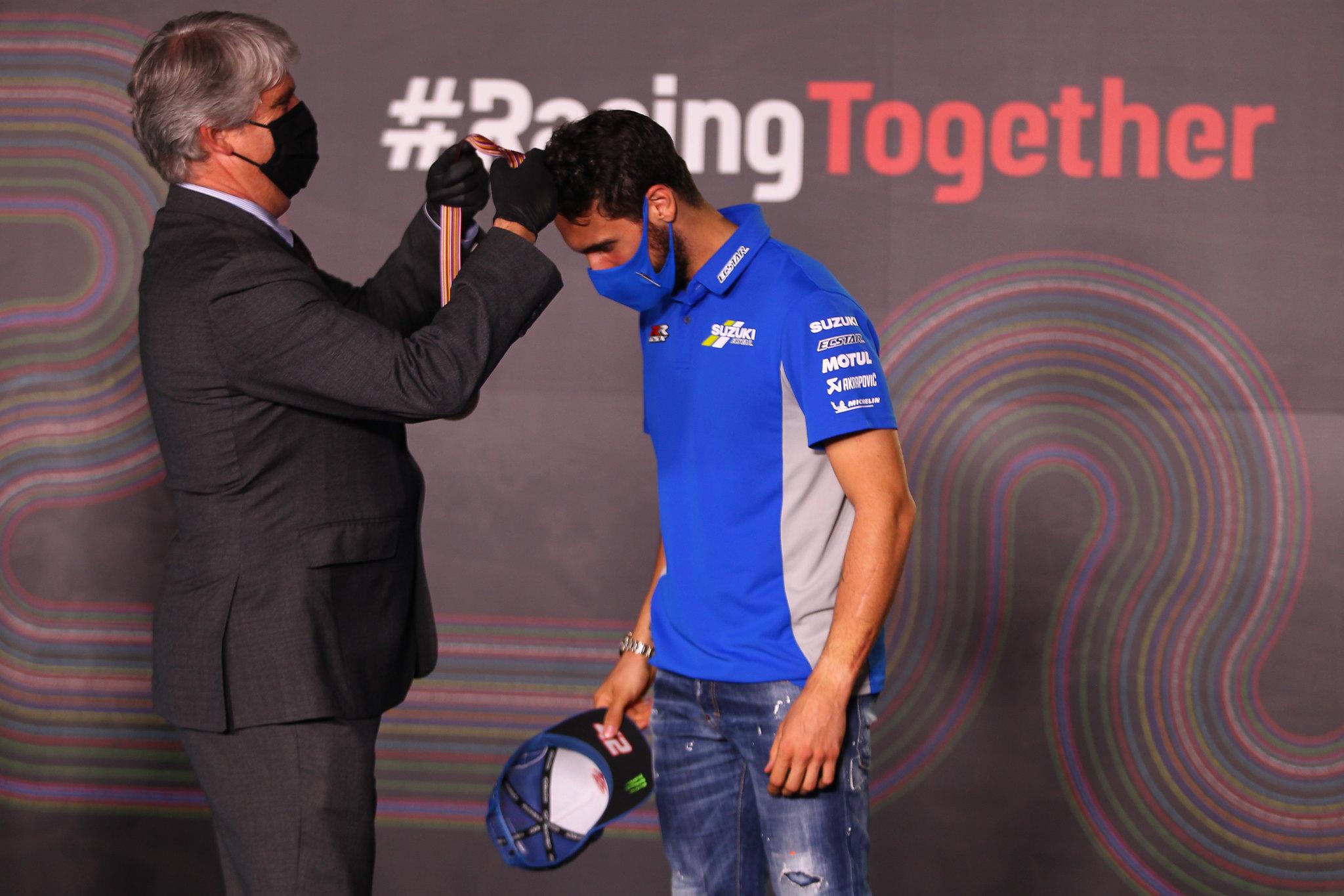 Alex Rins - MotoGP 3e