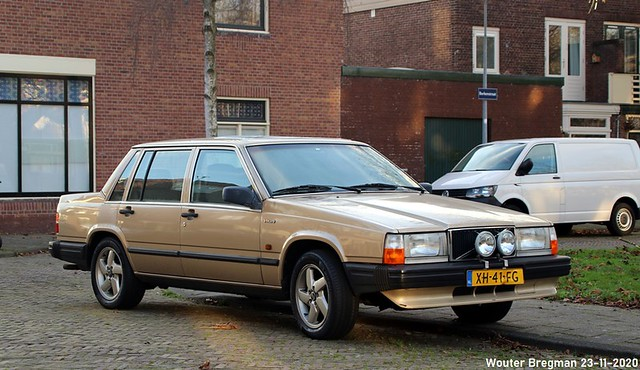 Volvo 740 GL 1989