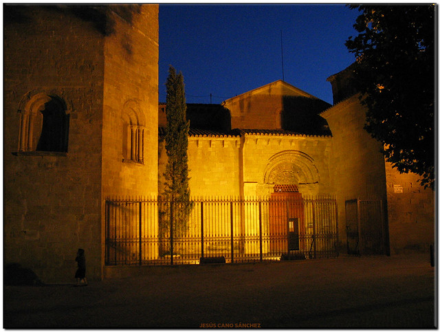 Monasterio de San Pedro el Viejo, Huesca (España)