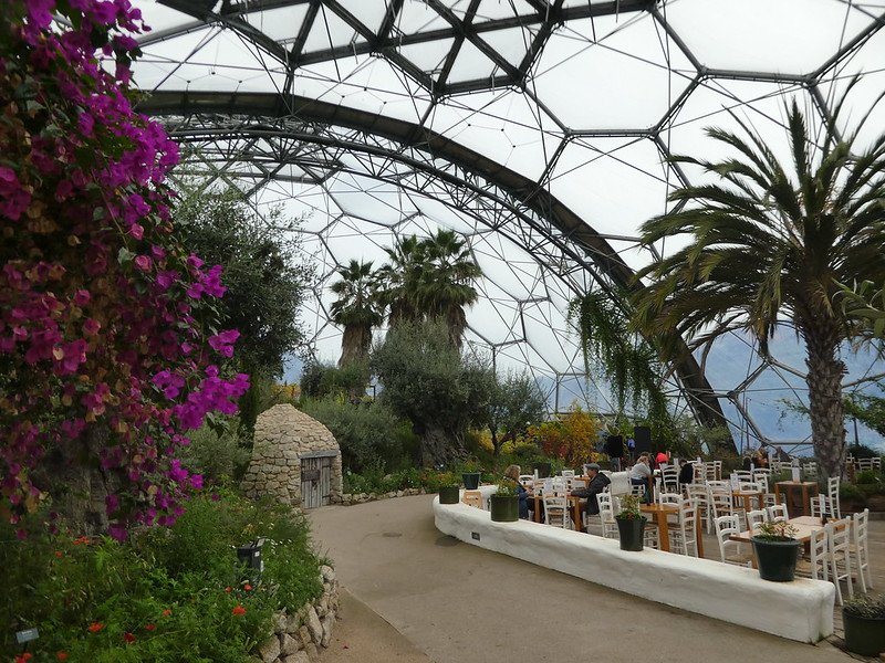 The Mediterranean Biome, Eden Project