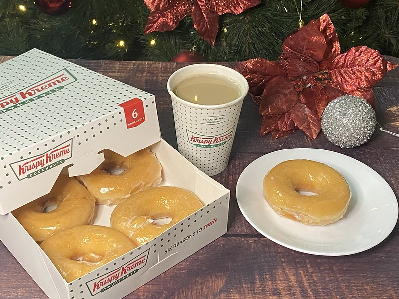 Krispy Kreme Greenhills