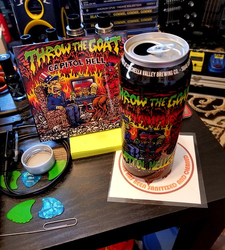 Capital Helles Bock Beer by Coachella Valley Brewing Company [Product Review]