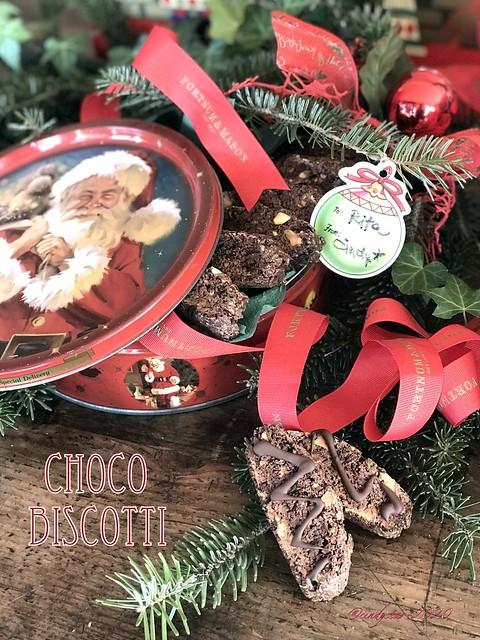 choco biscotti