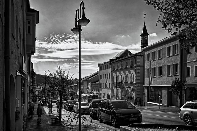 Oben am Stadtplatz