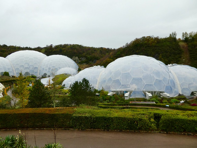 The Eden Project, St. Austell