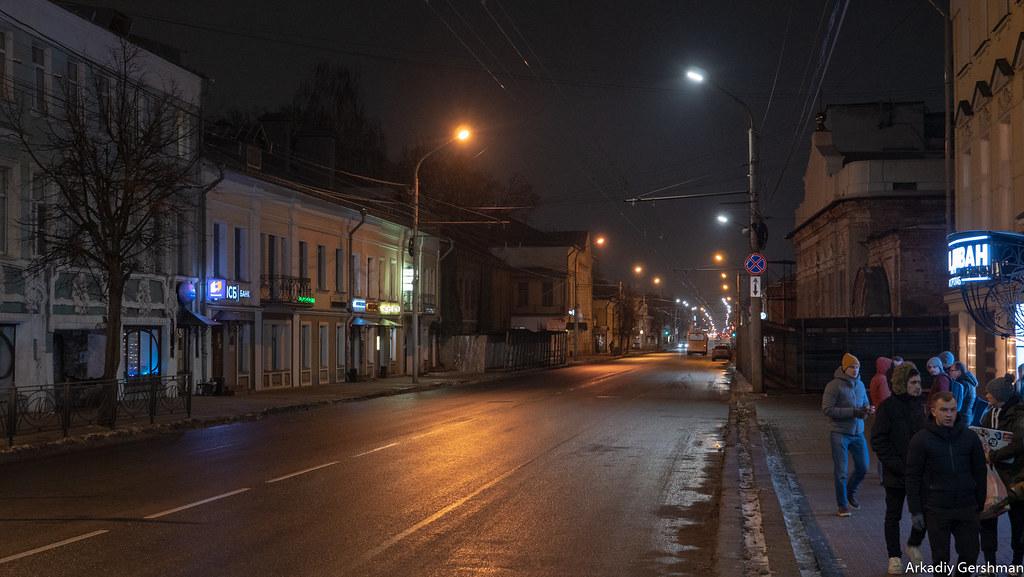 Как городу работать с освещением освещение,Кострома
