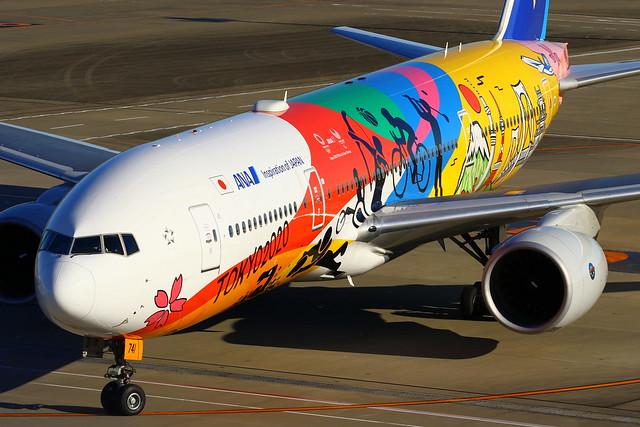 ANA 全日空 Boeing 777-281(ER)
