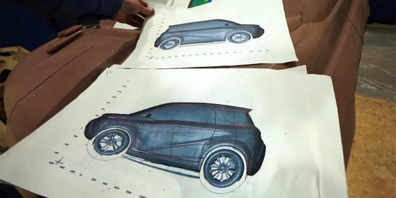 Первый российский электромобиль «Кама-1» готов для массового серийного производства МАШИНОСТРОЕНИЕ,АВТОМОБИЛЬНАЯ ПРОМЫШЛЕННОСТЬ