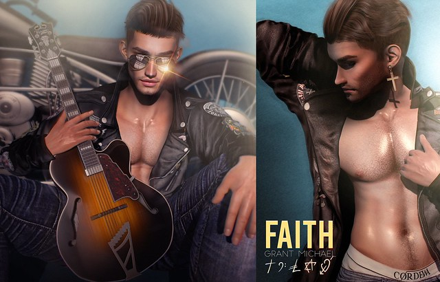 GRANT VALESKA . Faith