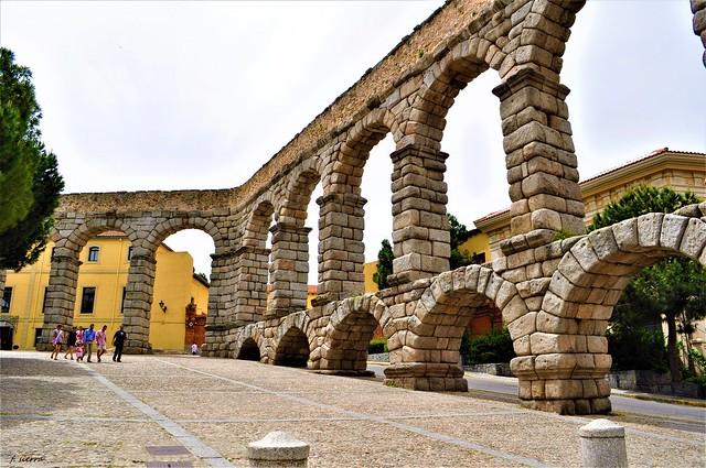 Segovia - acueducto.