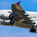 Airbus A380 Qatar Airways A7-APF