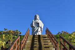 Christ Blessing, Tarcal, Hungary